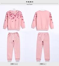 Spring Autumn Girls Clothing Set