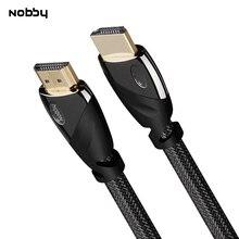 Кабель Nobby Expert  NBE-HC-10-01 HDMI-HDMI v2.0