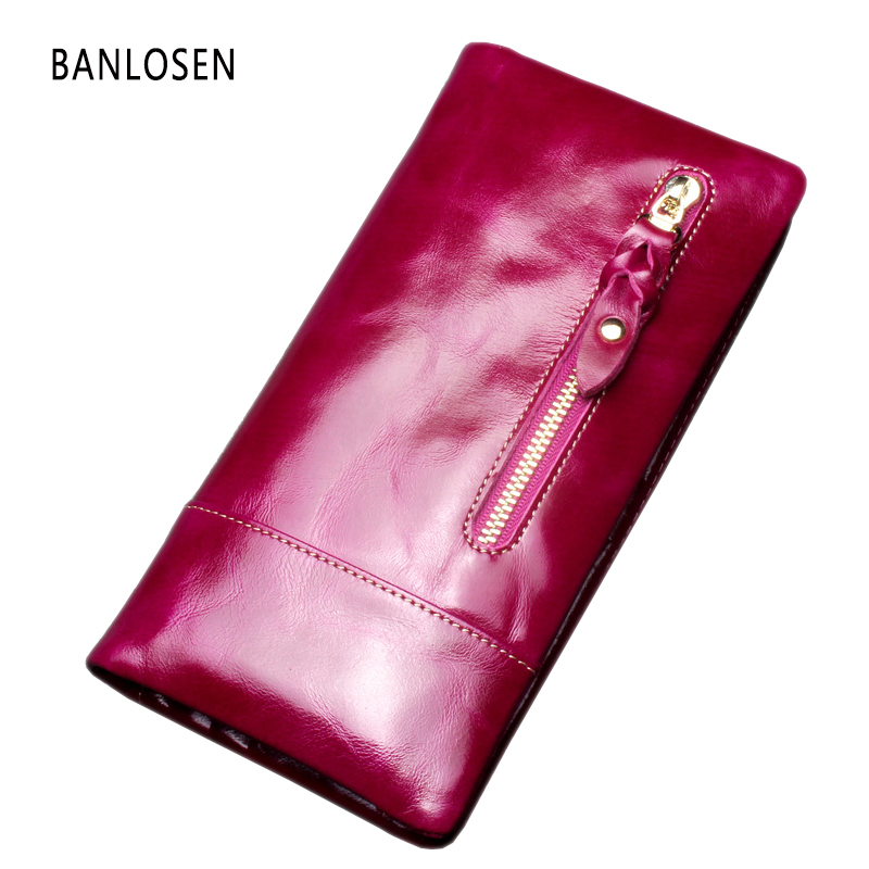 Fashion Genuine Leather Wallet Men Women Wallets 100% Real Cowhide Wallet Long Design Clutch Female Purse Carteras Mujer YS1190 2016 sale special offer carteira feminina carteras mujer mens wallet men driving license genuine leather wallets purse clutch