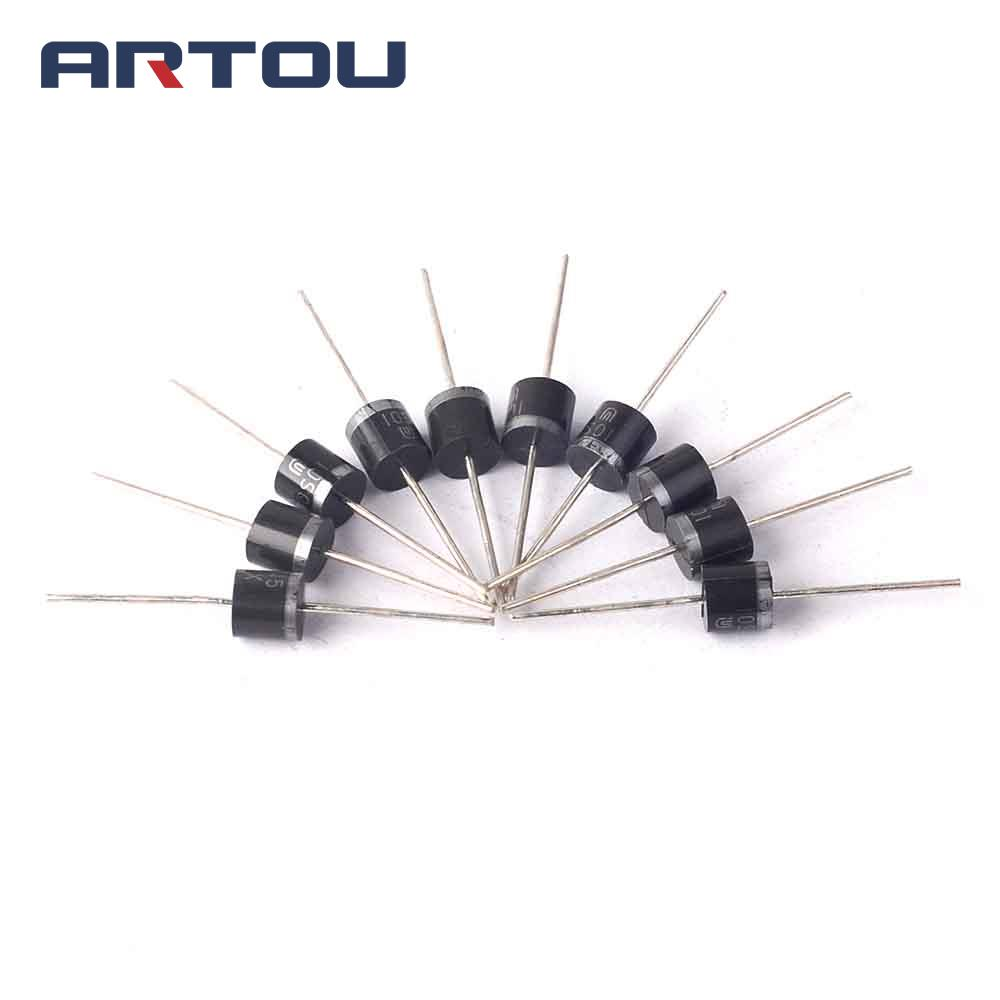5pcs 10sq045 10a 45v Schottky Diodes A430 Note All Used In Circuit Are In4007 Diode The Transistor Is