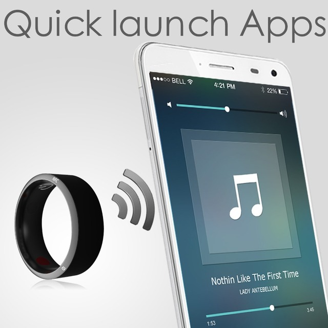 Jakcom R3 R3F Timer2(MJ02) Smart Ring New technology Magic Finger For Android Windows NFC Phone Smart Accessories 5