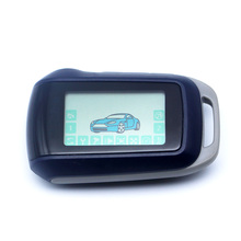 Free shipping 2-way LCD Remote Controller Key Fob Chain /Keychain, Suitable for Two Way Car Alarm System Starline A94