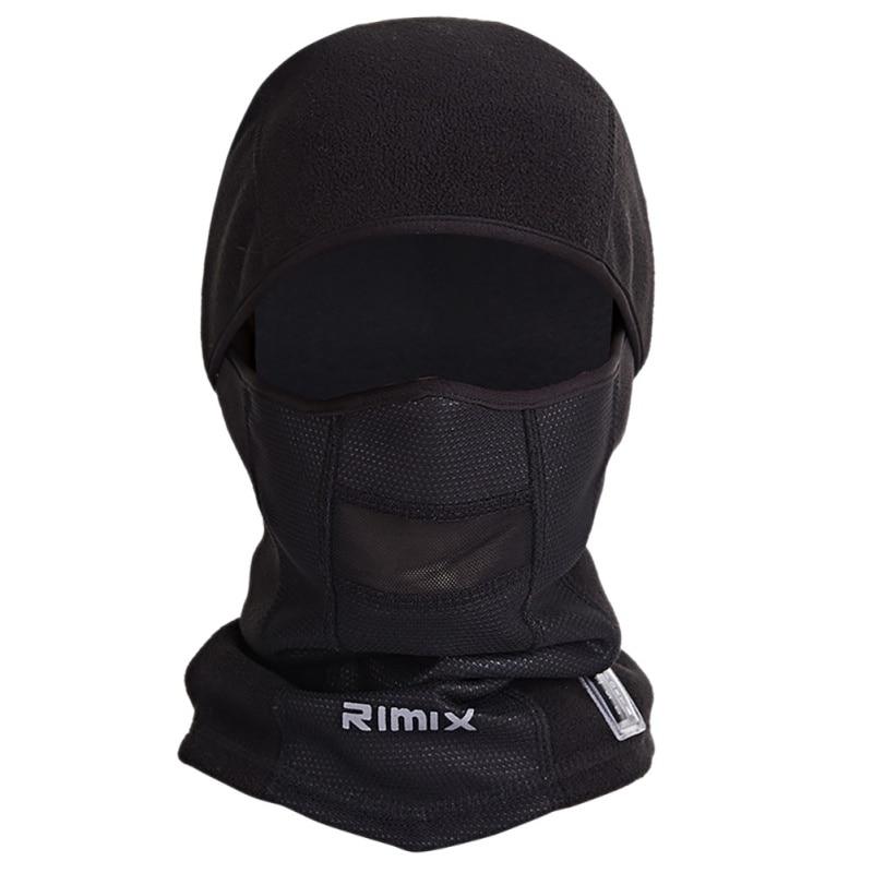 New Winter Warm Face Mask Cap Thermal Fleece Ski Mask Face Snowboard Shield Hat Cold Headwear Cycling Face Mask