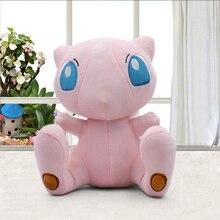 New Arrival So Cute 28cm Mew Soft Plush Dolls kawaii PP Cotton Peluche Animals Toys Children Free Shipping