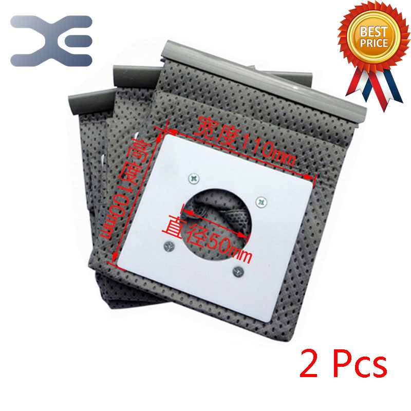 2Pcs High Quality Compatible With For Sanyo Vacuum Cleaner Accessories Dust Bag Bag SC-S280 / Y120 / 33A / S280 high quality compatible with for sanyo vacuum cleaner accessories dust bag bag sc s280 y120 33a s280