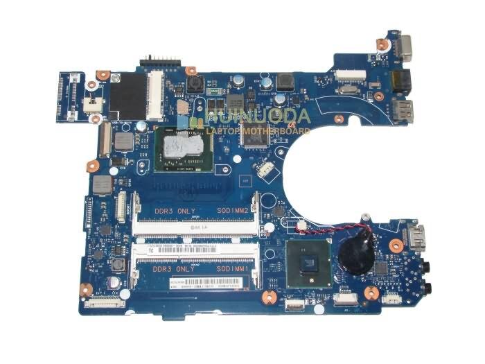 BA92-06684A Mainboard For Samsung X130 X180 X330 X430 Laptop motherboard INTEL HM55 DDR3 ba92 05127a ba92 05127b laptop motherboard for samsung np r60 r60 ddr2 intel ati rs600me mainboard
