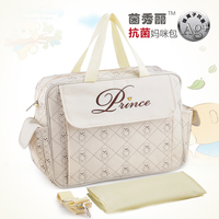 Hot Sale Fashion Large Capacity Baby Diaper Bags Nappy Bag Cheap Mommy Baby Bag Made By High Quality Workmanship