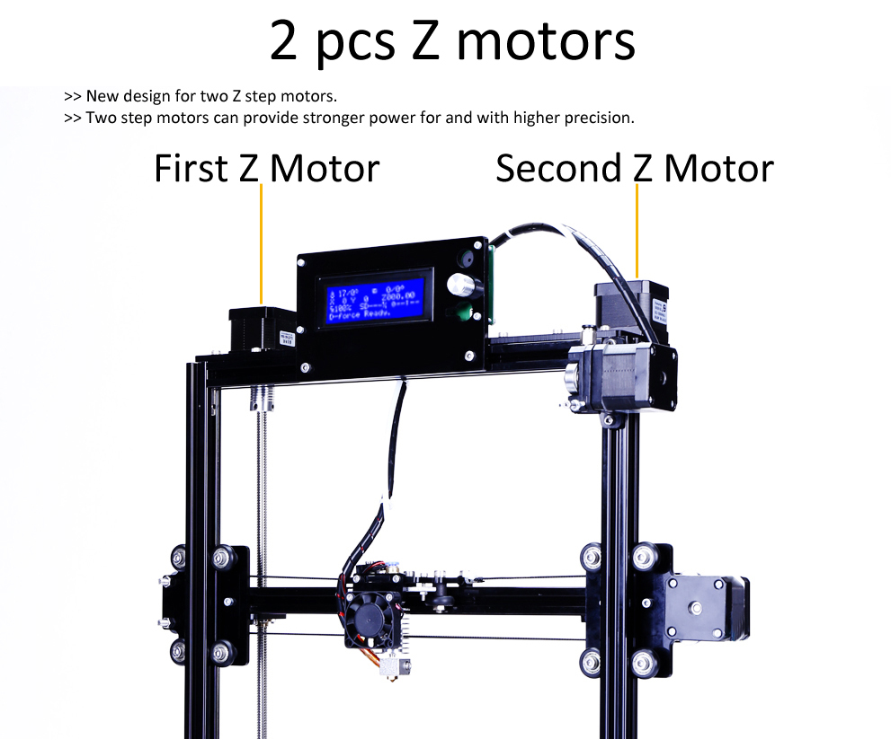 Flsun 3D Printer I3 Dual extruderKits Auto leveling Aluminum Frame Large 3D Printing Size Heated Bed flsun 3d printer i3 dual extruderkits auto leveling aluminum frame  at suagrazia.org