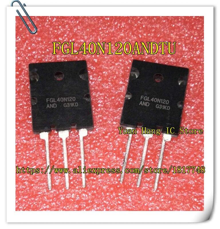 1PCS  FGL40N120AND 40N120 IGBT 40A 1200V NEW