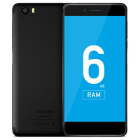 Vernee Mars Pro 6GB RAM 64GB ROM Full Metal Body 4G Phablet Android 7 0 5