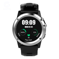 GPS Smart Watche MTK6572 Bluetooth IP68 Waterproof Smartwatch with Camera SIM SupportWIFI Pedometer Heart Rate Health Tracker