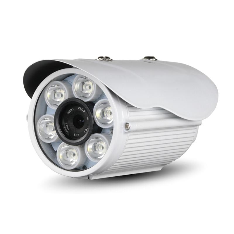 Audio Outdoor white light H.265 IP 1080P 2.0MP HD IP camera Onivf P2P security outdoor waterproof CCTV tivoli audio songbook white sbwht