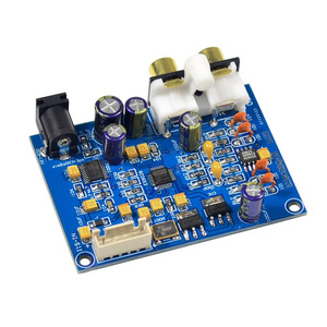 Image 4 - Плата декодера AIYIMA ES9028Q2M ES9028 I2S, входная Плата декодера DAC DC 9 12 В, обновленная плата ES9018 для усилителя DIY