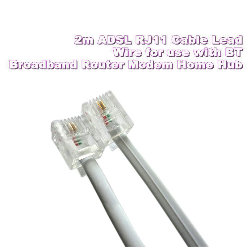 Image gallery rj11 adsl - Cable adsl rj11 ...