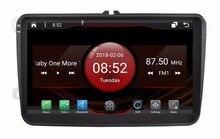 2 ГБ Оперативная память 8-ядерный Android 7.1.2 автомобиля GPS для серии VW сенсорный экран автомобиля Радио Стерео навигация 3G Зеркало Ссылка DVR популярные DVD