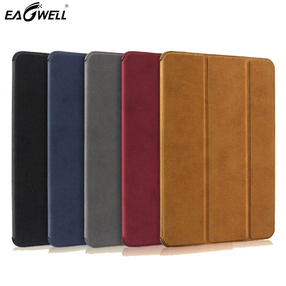 Simple Folding Leather Flip Case For Xiaomi Mipad 1 Smart Wake up Sleep Stand Ultra thin
