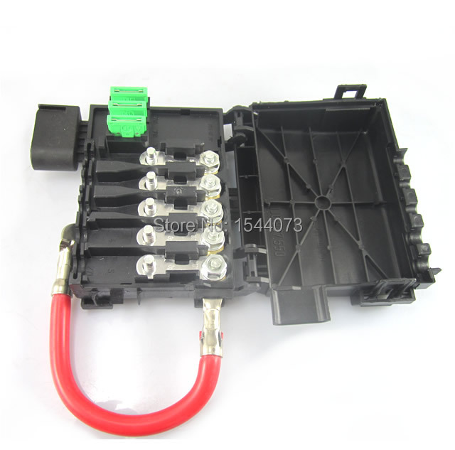 1pcs For VW 1999 2004 JETTA GOLF MK4 High Quality Fuse Box Battery