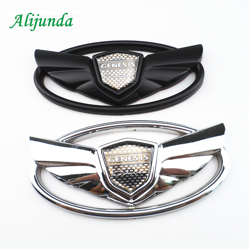 Car Styling Accessories Chrome Emblem Badge Surface