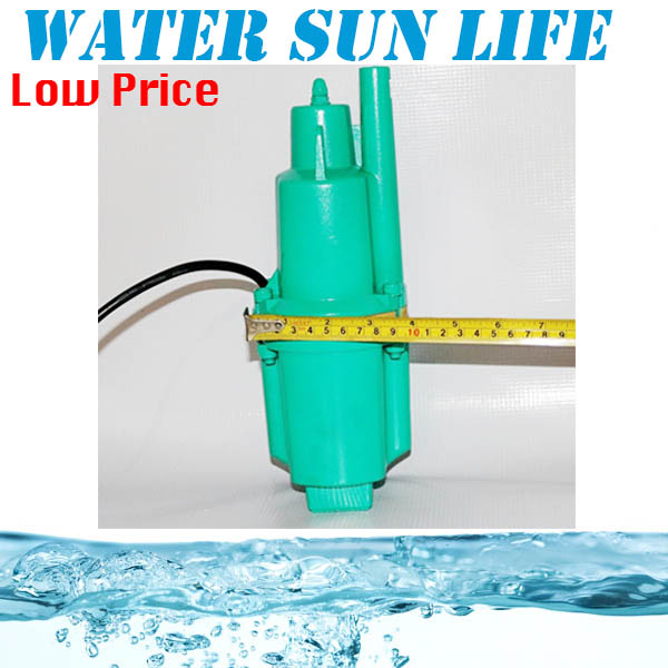 Aluminum Shell And Energy Saving Submersible Electromagnetic Water Pump 250W Deep Well PumpAluminum Shell And Energy Saving Submersible Electromagnetic Water Pump 250W Deep Well Pump