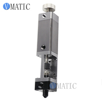 Free Shipping High Quality Double Acting Cylinder Suck Back Glue Liquid Dispensing Valve Gun