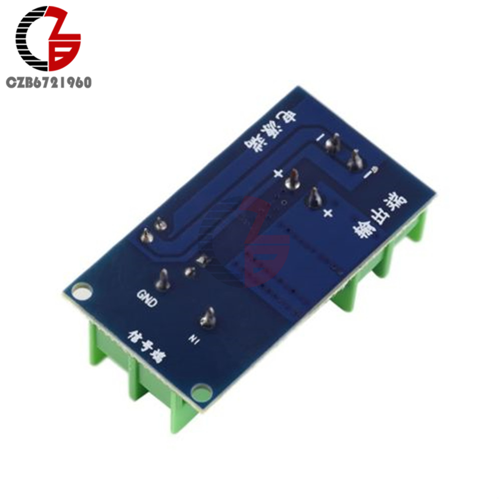 Dc 5v 36v Electronic Pulse Trigger Switch Control Panel Mos Fet Touch Using Field Effect Module Driver For Led Motor Pump In Switches From Lights Lighting On