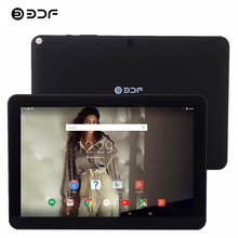 BDF 10 Inch Tablet Pc Android 6.0 Quad Core 1GB+32GB WiFi Tablets 1280*800 Mini Tablet Computer Mobile Phone Android Tablet 10.1