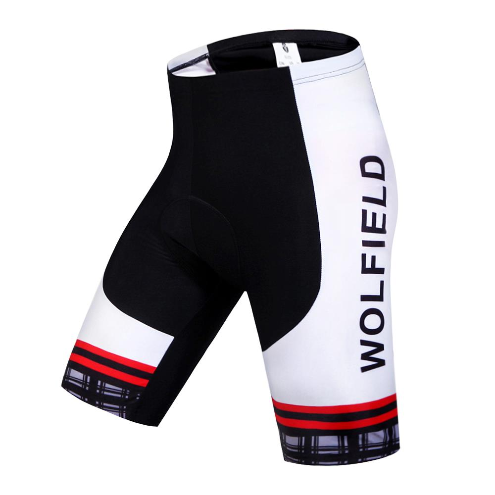 WOSAWE Cool 3D Padded Cycling Shorts Shockproof MTB Bicycle Shorts Road Bike Shorts Ropa Ciclismo Tights For Men Women