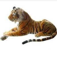 прекрасные дети игрушки плюш игрушка ткань кукла искусственный тигр южная китай тигр подарки