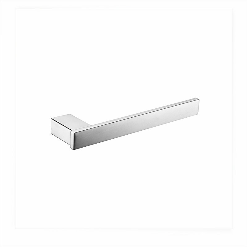 Stainless Steel 304 Square Towel Bar Hanging Ring Holder Inox Bathroom Accessories Sink Bath Room In Bars From Home