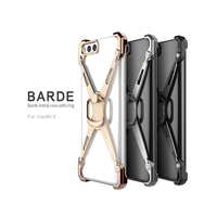 NILLKIN Barde Metal Case For Xiaomi M6 Phone Case Cover Bumper Aluminum Alloy Back Cover With