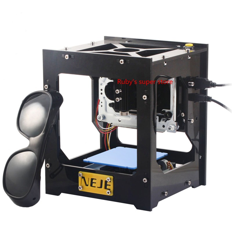 Free 500mW USB Laser Engraving Case / Laser Engraving Machine / DIY Laser Printer CNC Engraving Machine