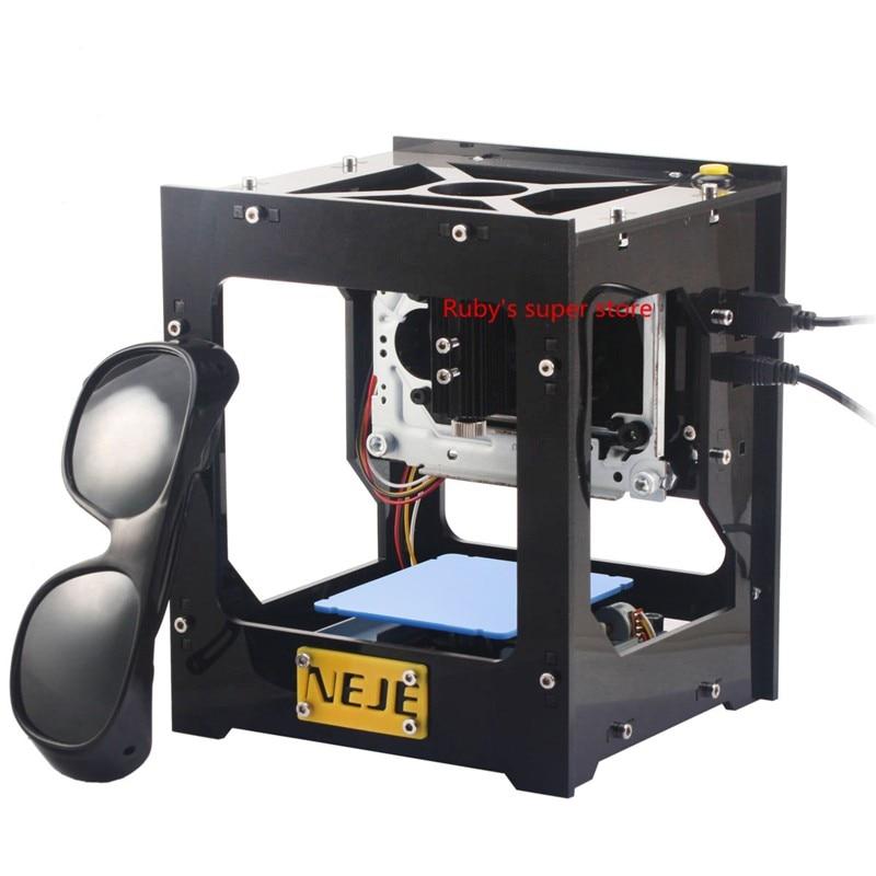 Free 500mW USB Laser Engraving Case / Laser Engraving Machine / DIY Laser Printer CNC Engraving Machine цена