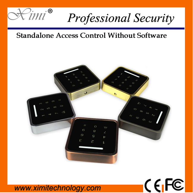 Good Quality Smart Card Reader Access Controller Touch Keyboard Rfid Card Reader Weigand Controller