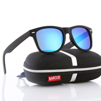 BARCUR Fashion Classic HD UV400 Polaroid Sun Glass For Women Men Sunglasses Brand Designer Eyewear Oculos