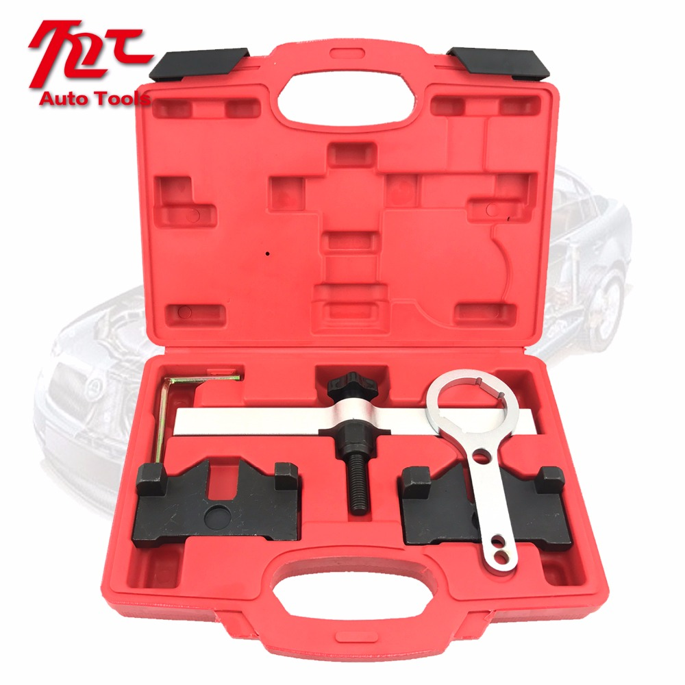 6PCS Engine Timing Locking Tool Kit FOR BMW V8 N63 N74 X6 Drive 550I 750I 760I