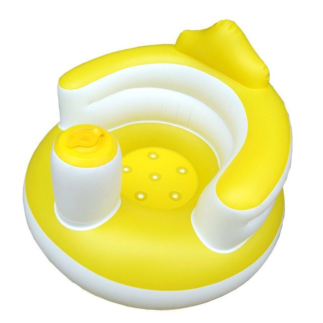 solid yellow Toys for 6 month old girl 5c64f0236b8a5