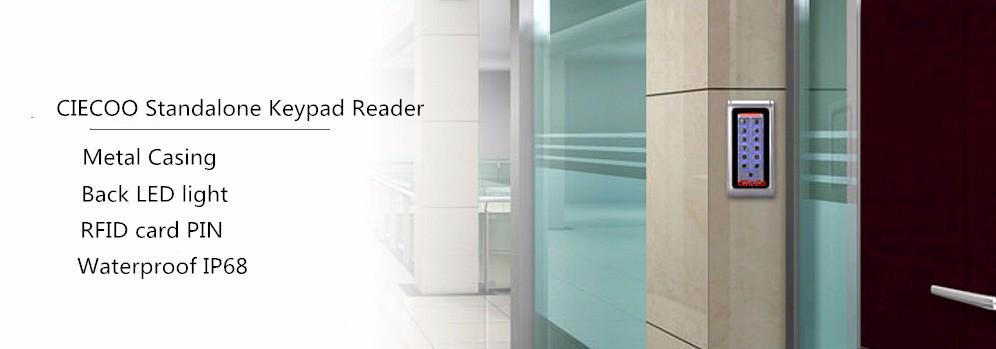 CIECOO RFID reader