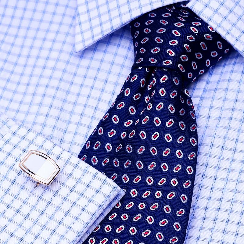 Perhiasan KFLK Perancis kemeja kancing manset untuk mens, Tombol - Perhiasan fashion - Foto 4