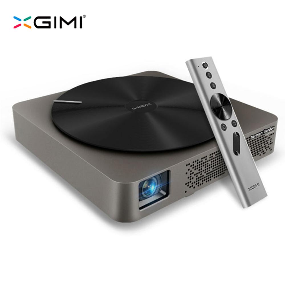 Prix pour XGIMI Z4 Aurora home cinéma 1080 P dlp projecteur pour l'école 3D beamer portable d'affaires projecteur FULL HD 4 K cinéma Android wifi
