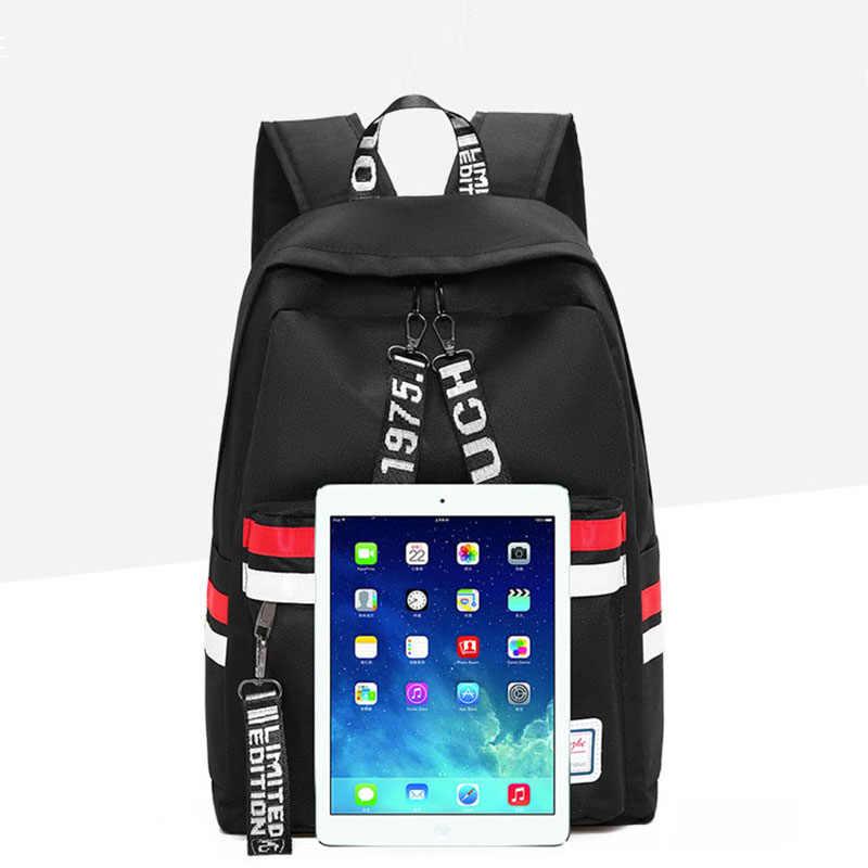 2019 мужской рюкзак для женщин сумка мужской холщовый рюкзак для ноутбука сумка для компьютера школьная Студенческая сумка для студентов колледжа