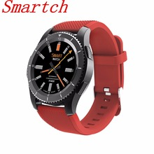Smartch No.1 G8 Smartwatch Bluetooth 4.0 SIM Call Message Reminder Heart Rate Monitor sport Smart watch For Android Apple IOS