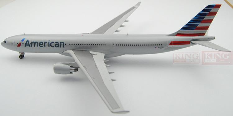 GeminiJets American Airlines N270AY G2AAL515 1:200 A330-300 commercial jetliners plane model hobby