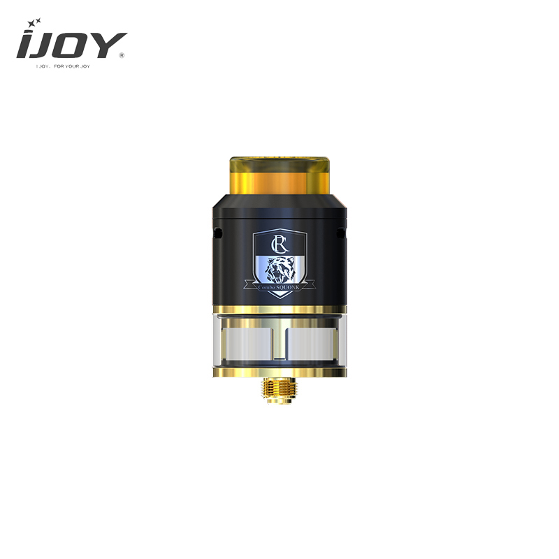 Elektronik Sigara Original IJOY Combo Squonk Rdta 4ml Capacity 25mm Ecig Vaporizer Atomizer Vaper Vape For ijoy Capo 216 Kit