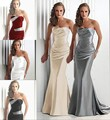 Mother Of The Bride Dresses 3 days Send fast delivery Sweetheart Mermaid Silver/Gray Royal Blue Wedding Event Evening Dress