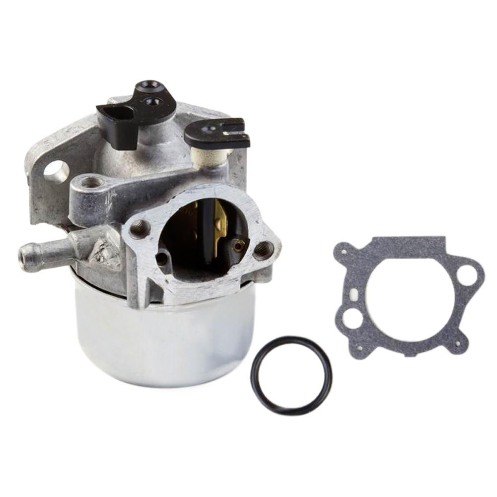 все цены на  New 799871 Metal Carburetor Engine Carbs Replacing Replaces Old Part 799871 790845+Grey O-Ring and Gasket Set  онлайн