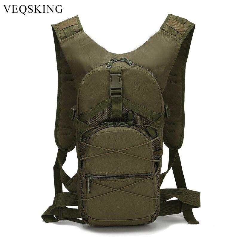 15L Taktische Rucksack, Molle 800D Oxford Taktische Sport Tasche, Reiten Rucksack, Mini Outdoor Klettern Tasche, radfahren Fahrrad Rucksack