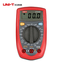 UNI T UT33D Digital Multimeters Palm Size Multi Testers Square Wave Output