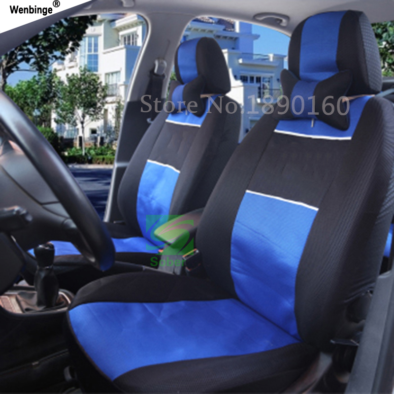 (Front + Rear) Universal car seat covers For Lexus ES IS GS GX LS CT LX RX RC F NX RX 580 auto accessories auto sticker