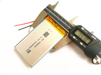 3 7V 5000mAh Lithium Polymer LiPo Rechargeable Battery Cells For Mp3 Power Bank PSP Mobile Phone