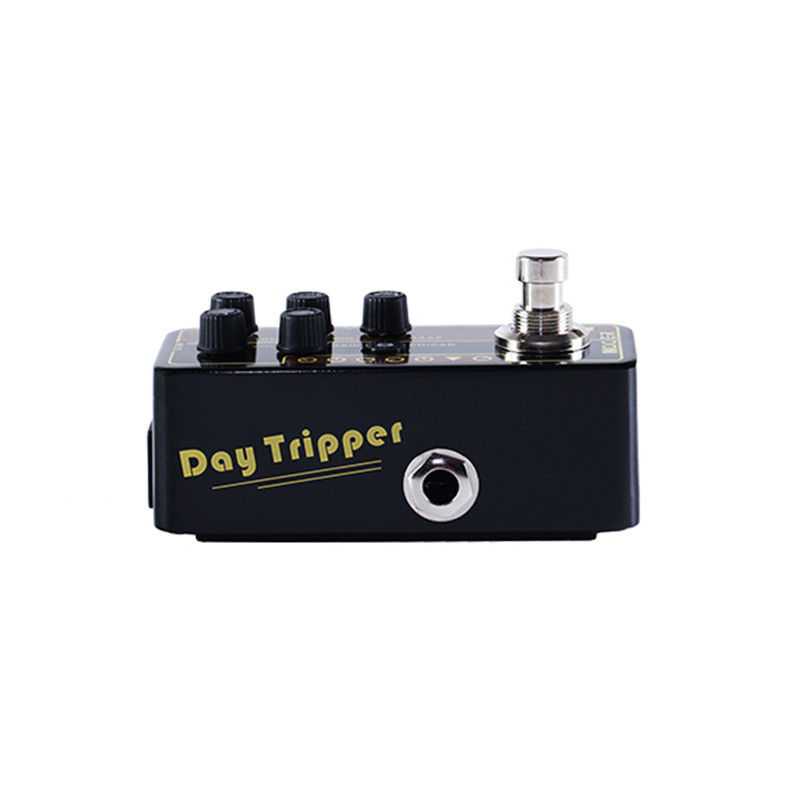 MICRO PREAMP Day Tripper 60 39 s UK Twang Digital Preamp Preamplifier True Bypass Guitar Effect Pedal MOOER Series 004 in Guitar Parts amp Accessories from Sports amp Entertainment